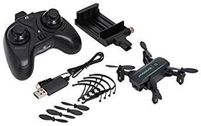 画像: Amazon | MOOVA (ムーバ) 2.4GHz 4ch クアッドコプター ブラック GB450 [日本正規品] | ラジコン・ドローン 通販