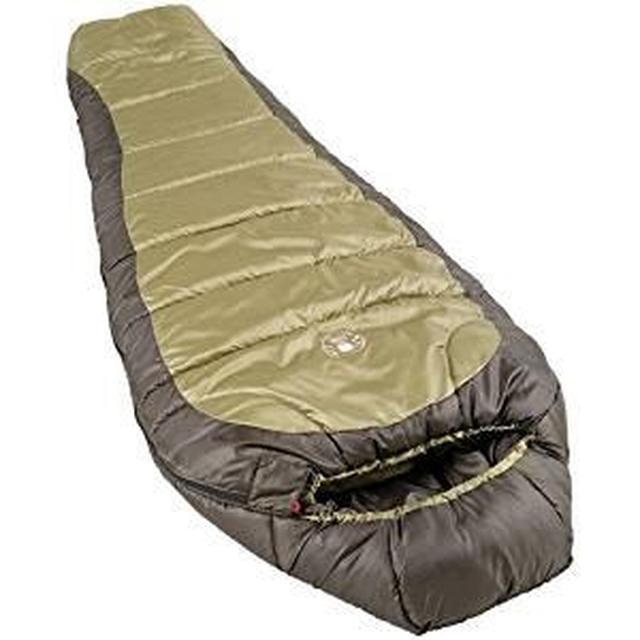 画像: Amazon | 【Coleman コールマン】★大人用寝袋(マミー型) 緑 -18度まで対応★sleeping bag Mummy Style | コールマン(Coleman) | 寝袋・シュラフ