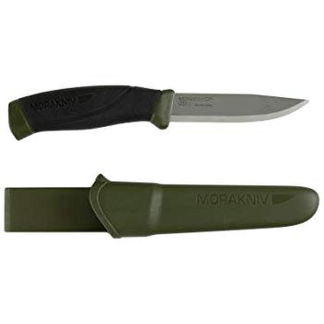 画像: Amazon | モーラ・ナイフ Mora knife Companion Heavy Duty MG | Morakniv(モーラナイフ) | シースナイフ