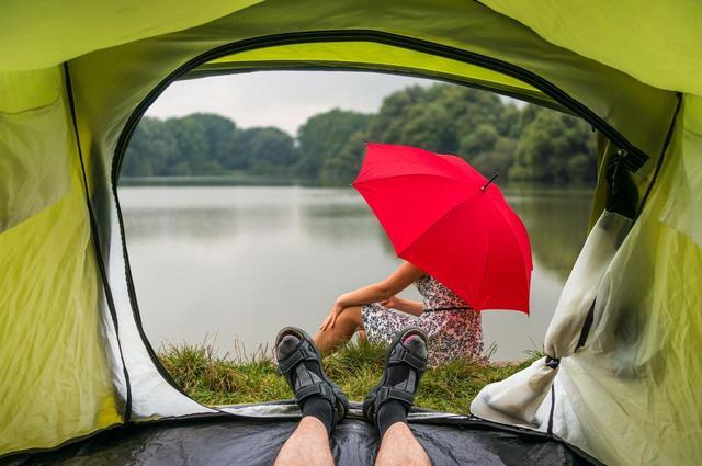 画像: 教えて! 初心者キャンパーの雨対策のための5つの必需品 - ハピキャン(HAPPY CAMPER)