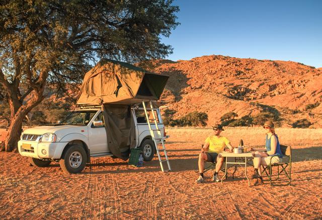 画像: ルーフテントを自家用車に取り付けて、キャンプの新しい楽しみ方を!