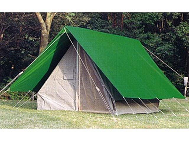 画像: 【楽天市場】中津テント アウトドア用品 常設 イベントテント 常設テント ボーイスカウト用 TM-858:Sportsman 楽天市場支店