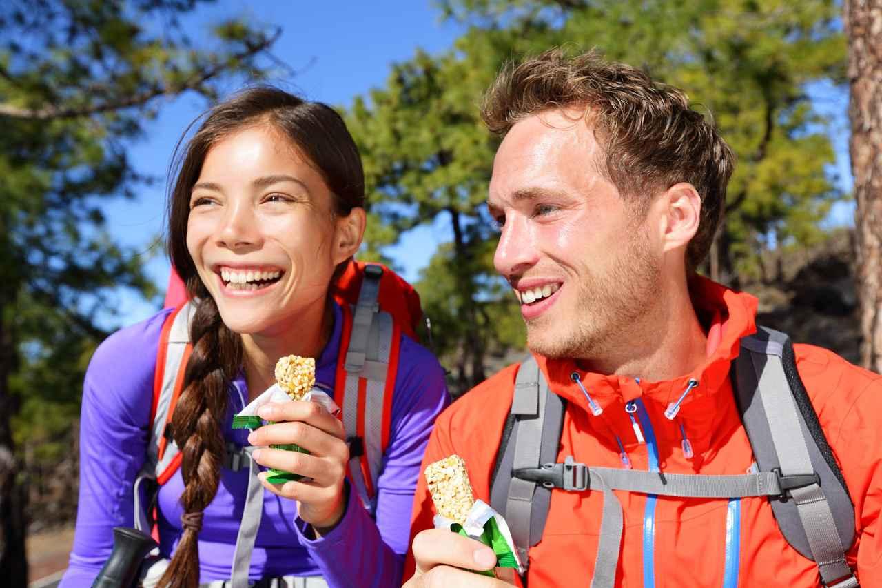画像: 登山の始まりは携行食(行動食)作りから? 手作りすることでおやつタイムも盛り上がること間違いなし