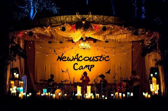 画像2: NEW ACOUSTIC CAMP公式Facebookページより www.facebook.com