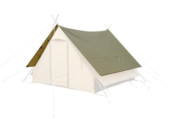 画像: 【楽天市場】tent-Mark DESIGNS(テンマクデザイン)PEPOテントルーフタープ:WILD-1楽天市場店