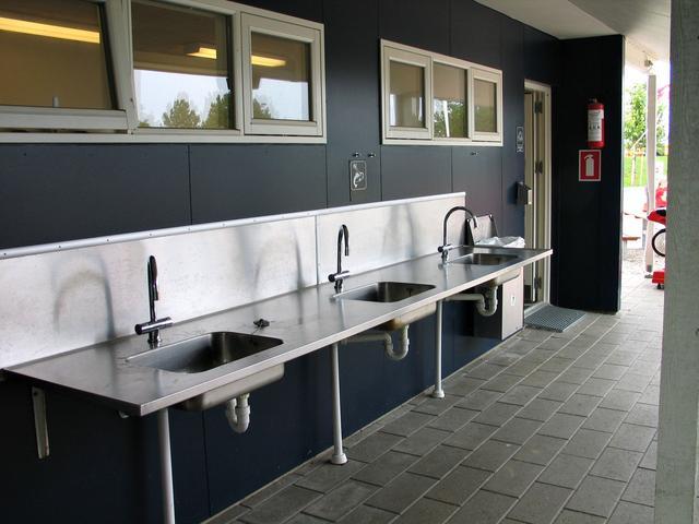 画像: ④トイレやシャワー 炊事場など設備が充実しているかどうか
