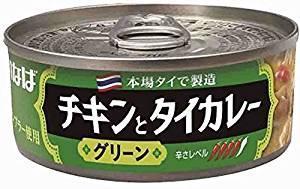 画像: Amazon   いなば チキンとタイカレーグリーン 115g×24個   いなば食品   ソースの缶詰・瓶詰 通販