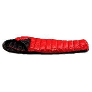 画像: Amazon   イスカ(ISUKA) 寝袋 エア180X レッド [最低使用温度8度]   ISUKA(イスカ)   寝袋・シュラフ