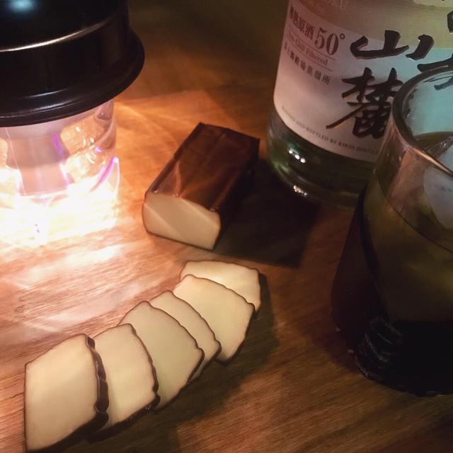 画像: 【レシピ公開】スモークチーズを極める!コツと作り込み方 - ハピキャン(HAPPY CAMPER)