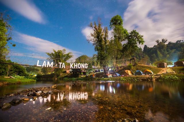 画像: カオヤイ国立公園内 Lam Ta Khong(ラン・タ・コン)キャンプ場 引用元:123rf