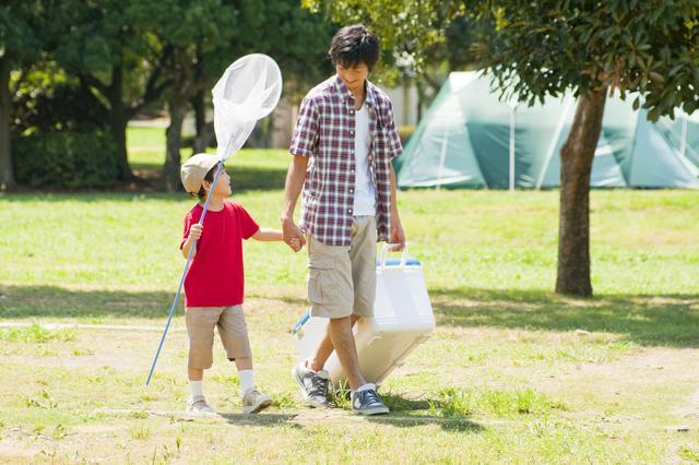 画像: キャンプで自然から学ぶ体験は、子どもの成長の礎となります