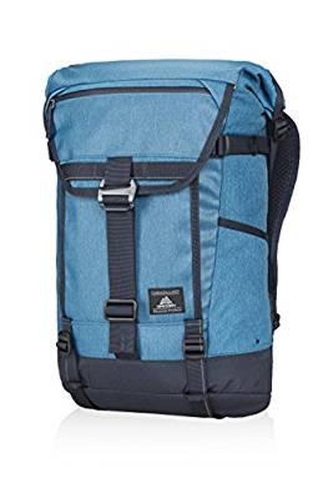 画像: Amazon.co.jp: [グレゴリー] バックパック 公式 Iーストリート ハイラインブルー: シューズ&バッグ