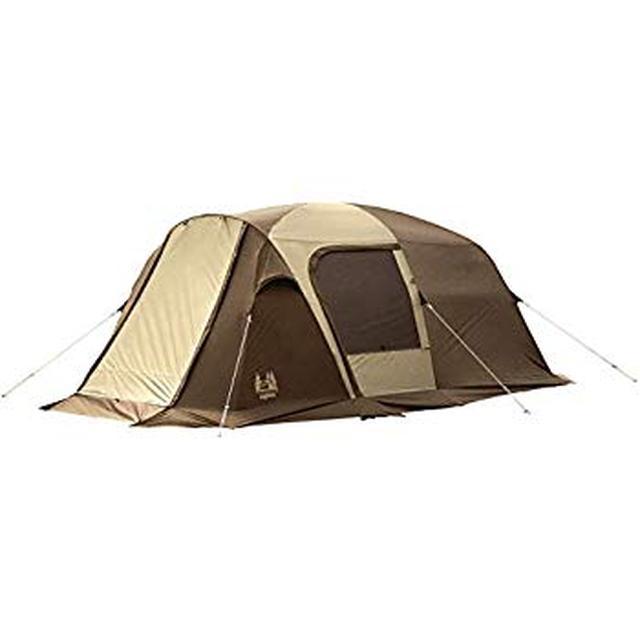 画像: Amazon | ogawa(オガワ) テント ロッジドーム型 ティエラ リンド [3人用] 2761 | ogawa(オガワ) | テント本体