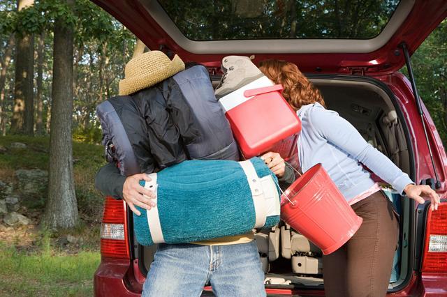 画像: キャンプの荷物問題を解消! 便利グッズを活用して、車への積載方法を効率的に