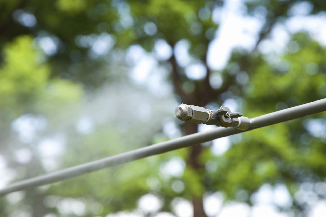 画像: コンパクトなクールダウン用ハイテクギアで真夏のアウトドアを涼しく!