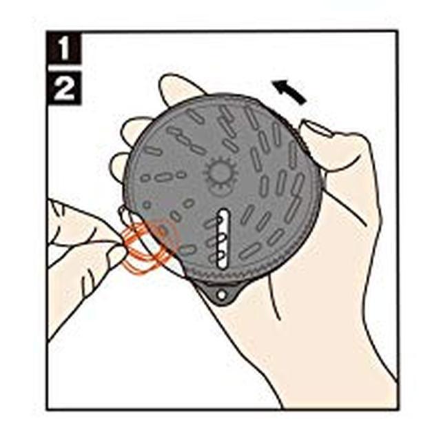 画像: Amazon | 第一精工 糸くずワインダー ブラック. | 第一精工 | アクセサリー