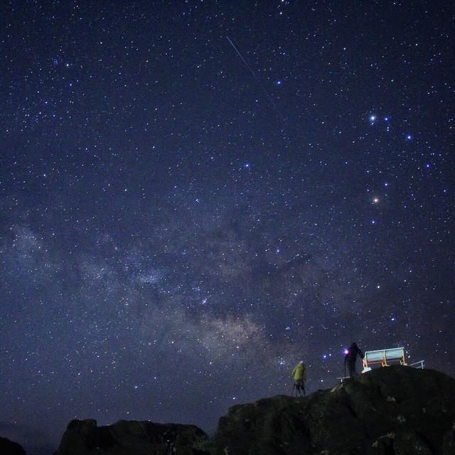 画像: 星座早見盤で天体観測! 東海地方のキャンプ場で満天の星空を眺めよう