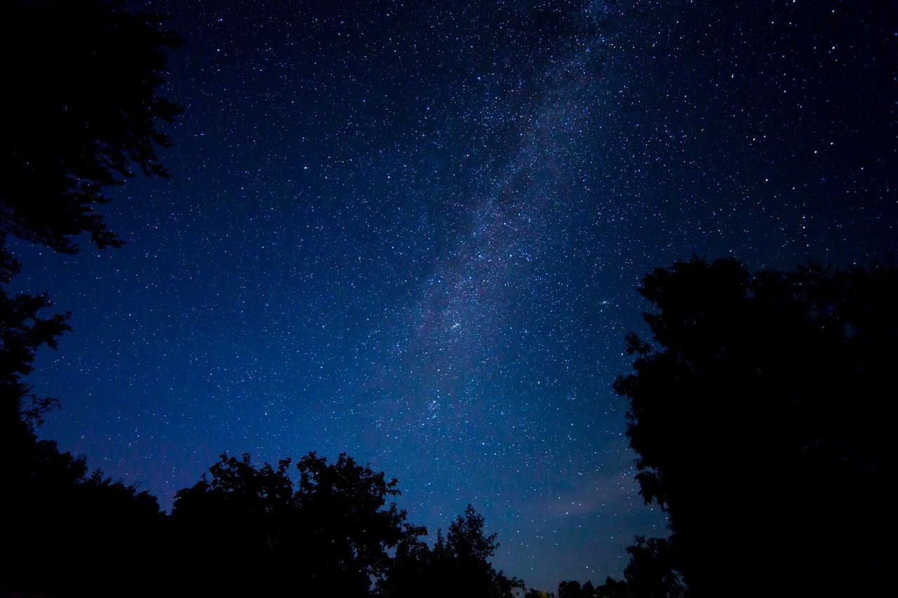 画像: 天の川と星空 イメージ