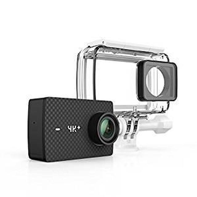 画像: Amazon | YI Technology 4K Plus アクションカメラ ※4K/60fps対応 防水ケース同梱 GoPro ライバル機【日本正規代理店品】 91119 | 家電&カメラ オンライン通販