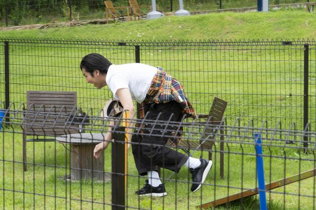 画像5: 雨の中、卓球!? 富士御殿場の「藤乃煌」を井上&狩野コンビで全力リポート