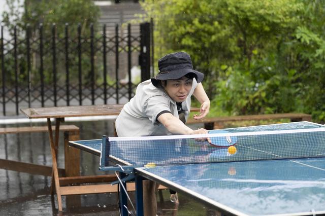 画像7: 雨の中、卓球!? 富士御殿場の「藤乃煌」を井上&狩野コンビで全力リポート