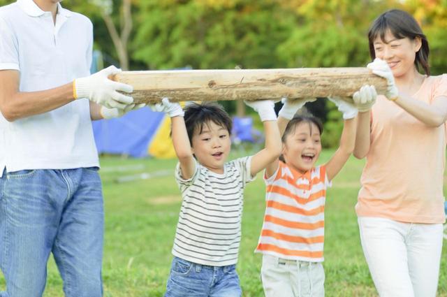 画像: 子供が楽しければ大人も楽しい! アウトドアで子どもに経験させたいこと - ハピキャン(HAPPY CAMPER)
