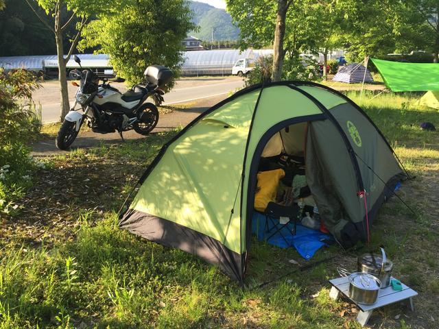 画像: キャプテンスタッグやDOD(ドッペルギャンガー) 快適なテントを選んで、いざソロキャンプへ