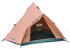 画像: Amazon | コールマン(Coleman) ワンポールテント エクスカーションティピー 325 3〜4人用 2000031572 | コールマン(Coleman) | テント本体