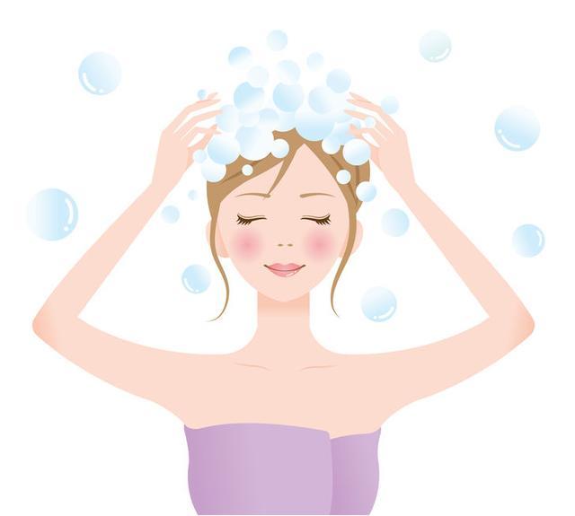 画像: 水がなくても頭が洗える!ドライシャンプー