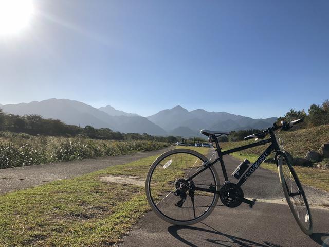 画像: お気に入りの自転車でサイクリングに出かけましょう!