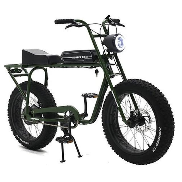 画像: The Super 73 Electric Motorbike