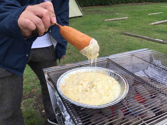 画像: 初心者が挑む『ガチキャンPart 5』~チーズフォンデュで美味い具材はなんだ?大会開催(前編) - ハピキャン(HAPPY CAMPER)