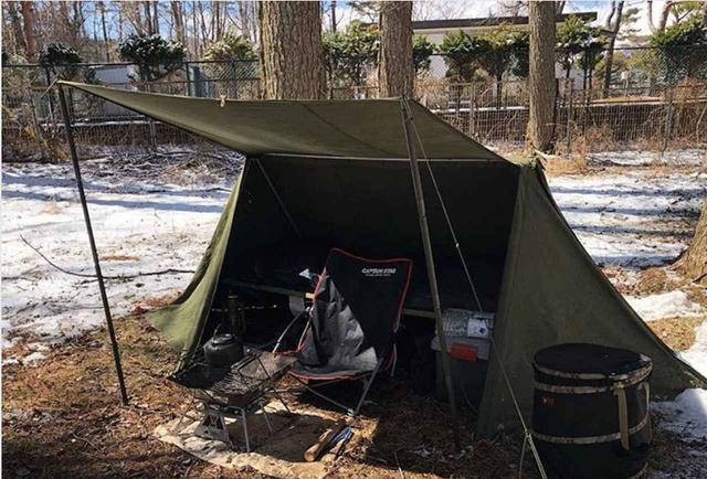 画像: 【キャンプ初心者の道具選び】自分に合うテントを選ぼう! - ハピキャン(HAPPY CAMPER)