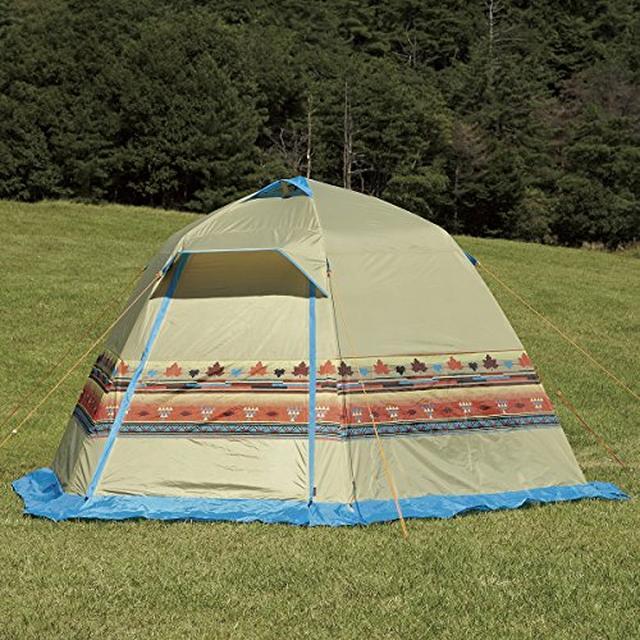 画像2: 初心者に本当におすすめできるテントはどれだ!? DOD・ロゴスのテントを徹底比較