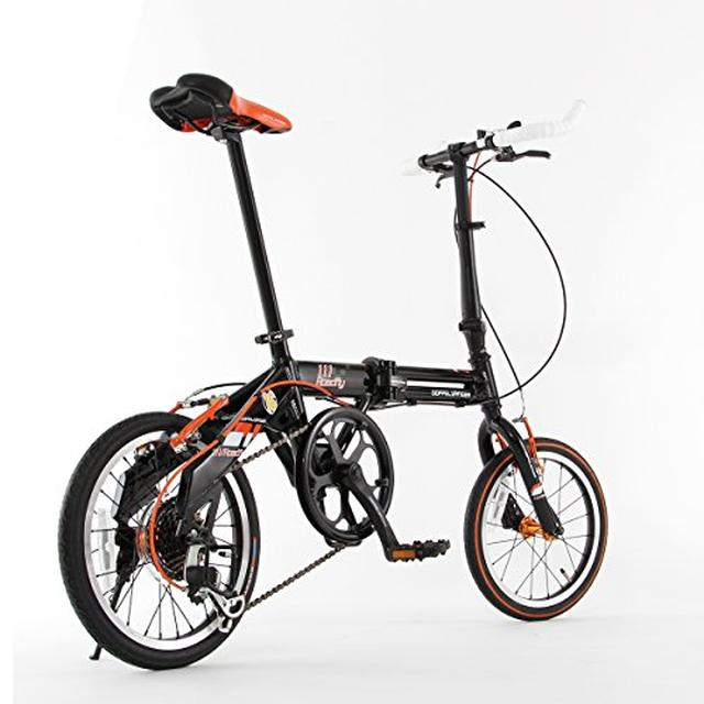 画像2: 【初心者向け】車載しやすい! 旅先で使える軽量折りたたみ自転車3選