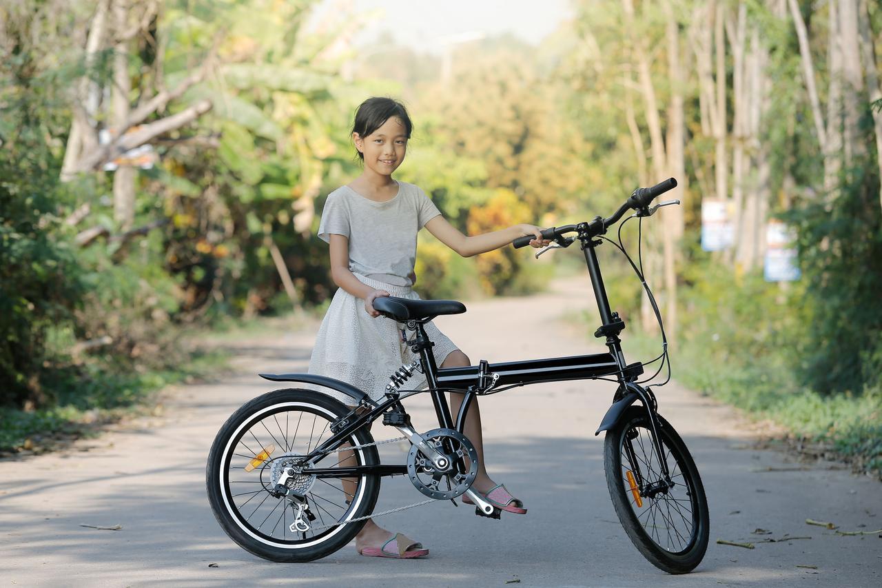 画像: 【折りたたみ自転車】選び方③1こぎで進める距離が長いタイプがおすすめ! 走りやすいモデルを選ぼう