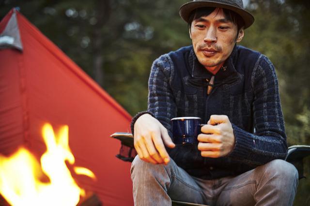 画像: アウトドアをひとりで満喫する贅沢「ソロキャンプ」