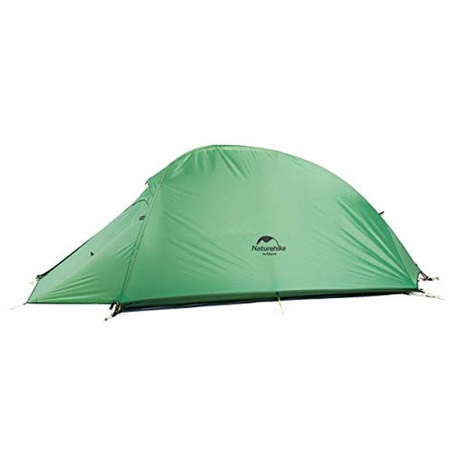 画像3: バイクでキャンプツーリング!最適なテントを選ぶポイントとオススメ商品を紹介