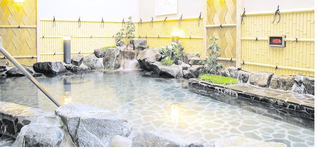 画像: 富山県高岡市のお風呂・サウナ・ホテル・宿泊・プール・ご宴会・エステ・マッサージ   北陸健康センターアラピア