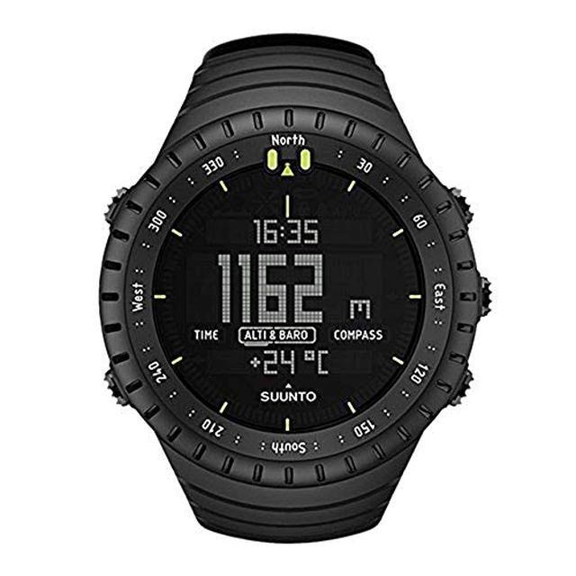 画像1: コアやトラバースなど、SUUNTO(スント)の腕時計を紹介! アウトドア向け機能満載
