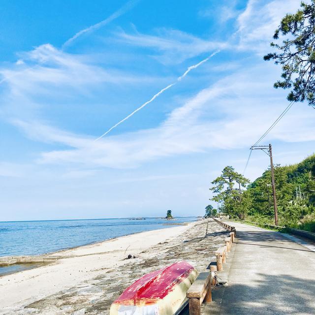 画像: キャンプ場&駐車場が無料! 距離も近く、荷物の運搬が楽らく! 海水浴場が目の前なのも魅力的
