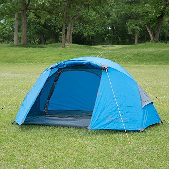 画像1: 【バイクでキャンプツーリング】テントの選び方&コールマンなどオススメテントの紹介