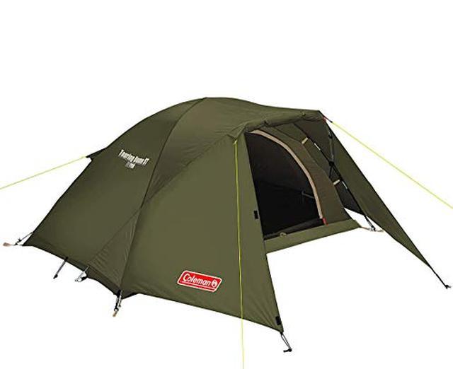 画像2: 【バイクでキャンプツーリング】テントの選び方&コールマンなどオススメテントの紹介