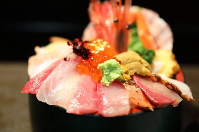 画像: 金沢の海鮮丼(石川県)