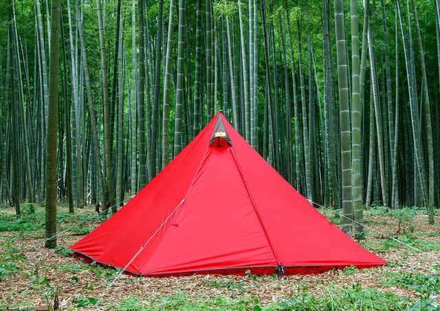 画像1: ソロキャンプに大人気!こいしゆうかさん × テンマクデザイン「PANDA」の魅力に迫る!