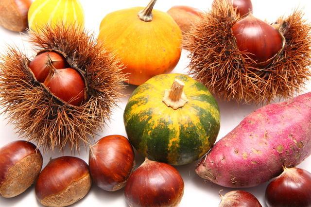 画像: 女性が好きな秋の味覚「いも・栗・かぼちゃ」