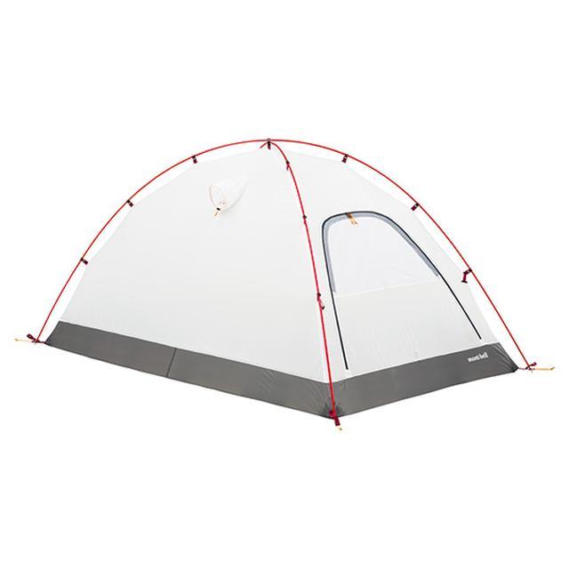 画像: 【モンベル】ステラリッジ テント2 本体