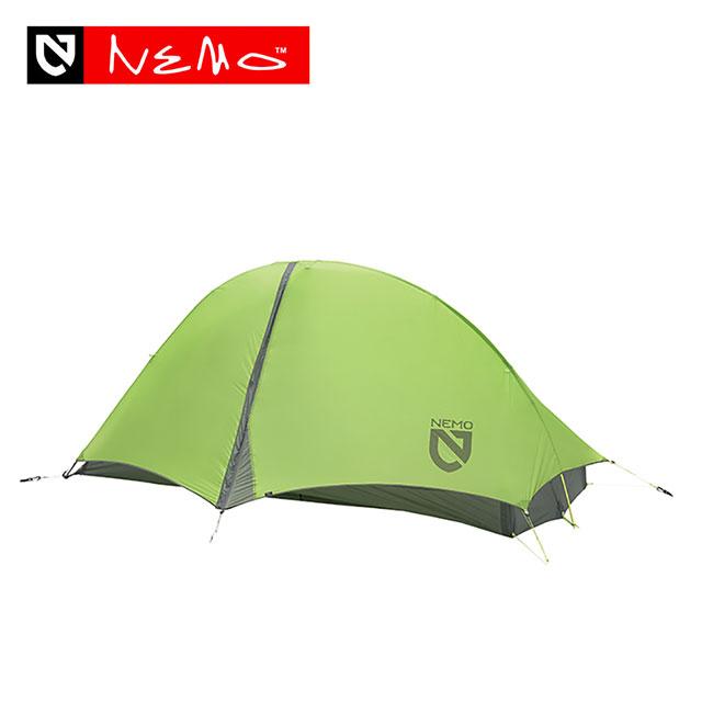 画像2: 【超軽量テント】ダブルウォールテントを徹底レビュー! 軽さと利便性を兼ね備えた「ニーモ ホーネット ストーム1P」を紹介!