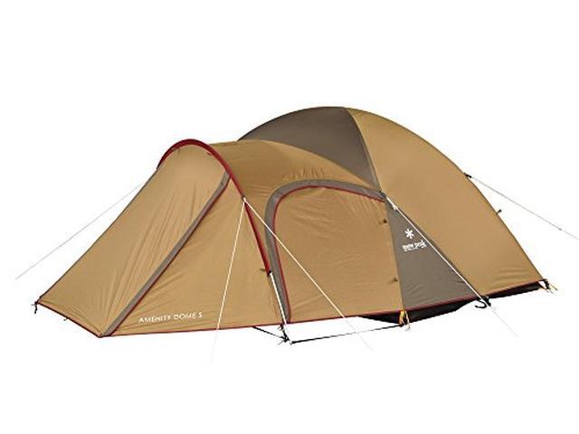 画像2: 初心者ソロキャンプのすすめ! テントの選び方とおすすめ6選 付属品解説も