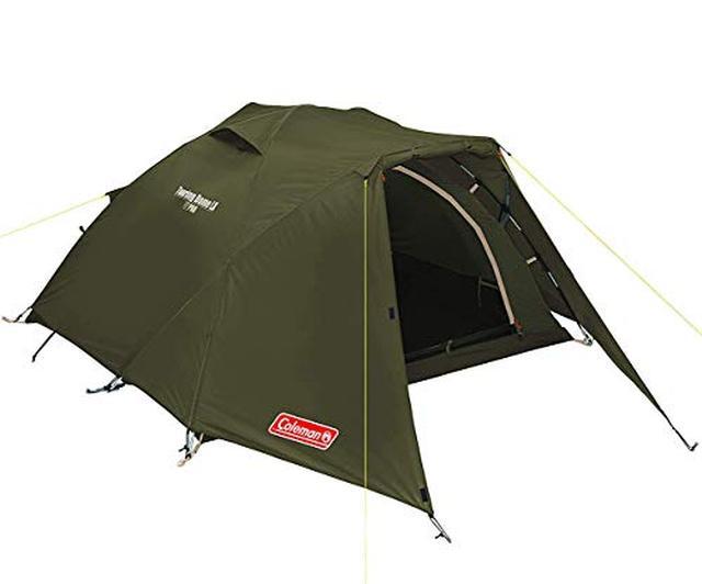 画像1: 初心者ソロキャンプのすすめ! テントの選び方とおすすめ6選 付属品解説も